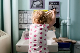 Watching children learn independence is beautiful. They thrive so naturally and move at ease through a program and transitions that suit their developmental needs. When children are given flexibility and independence within the daily routine, they develop this gentle way of strengthening their own identity.